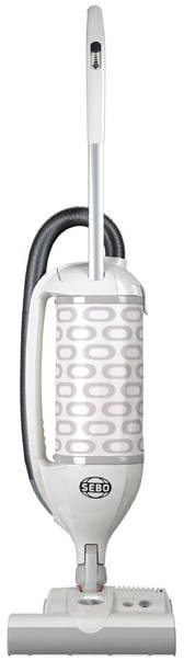 Sebo Felix Upright Vacuum White