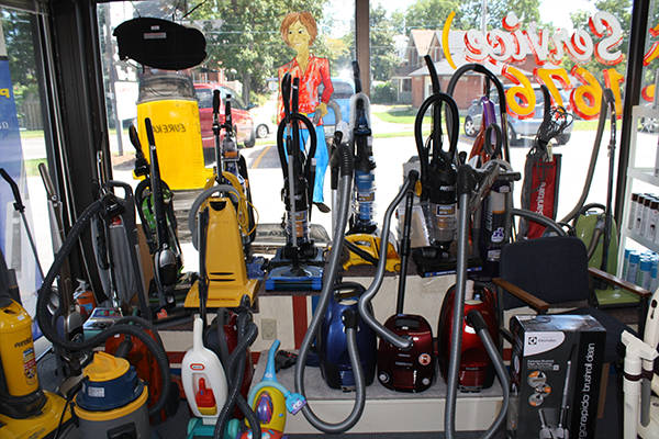Upright Vacuum Cleaners Guelph