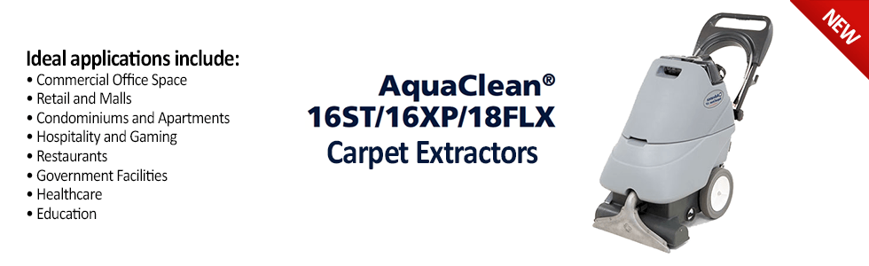 AquaClean Carpet Extractor